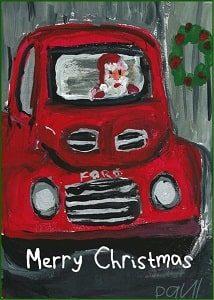 Christmas Truck Paul