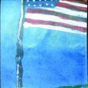 Flag Standing Tall Paul